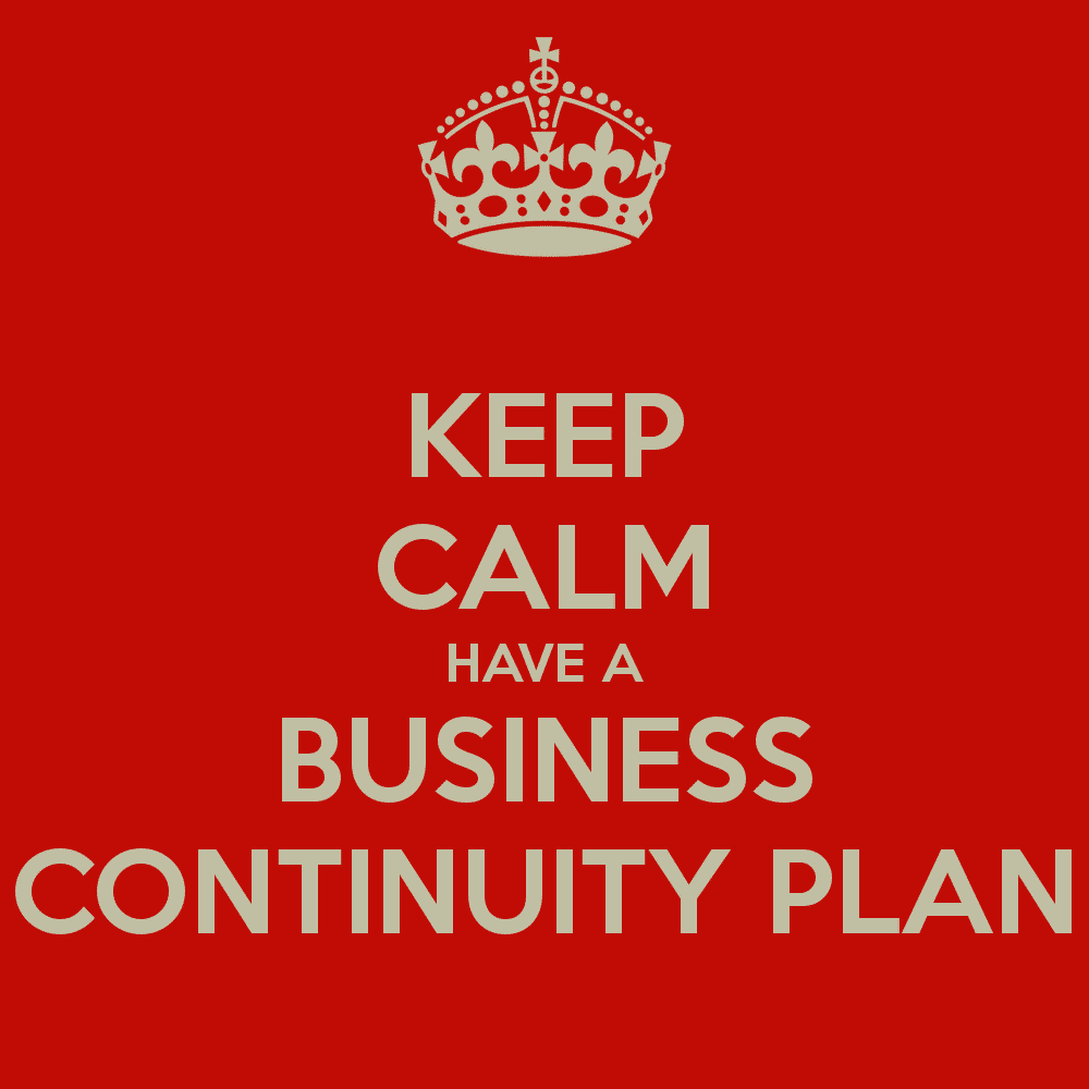 afford business continuity