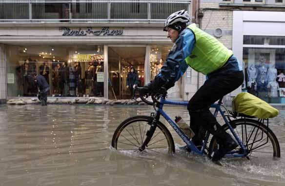 floods, food, honest mistakes